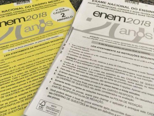 6 meses para o ENEM: Dicas para organizar seus estudos desde já!