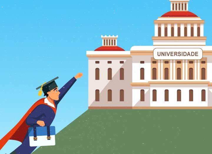 Como escolher seu curso de graduação com base na nota do MEC?