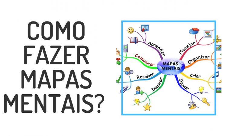 Como fazer mapas mentais?